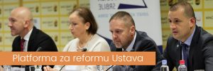 Platforma za ustavne promene u oblasti pravosuđa