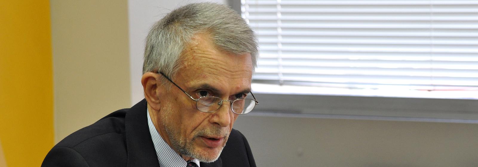 Saopštenje za javnost povodom poništaja doktorata Slobodana Beljanskog
