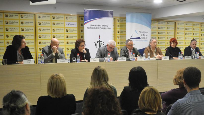 UTS: Političari u Srbiji smatraju da im pravosuđe pripada pobedom na izborima