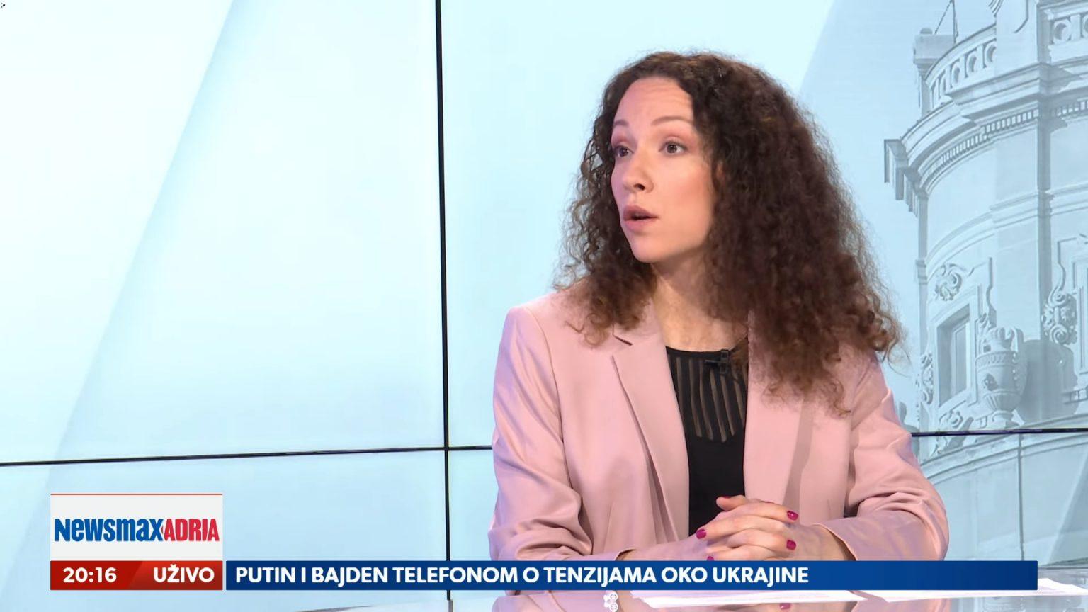 Mandić: Brojni propusti pratili izbor Jasmine Vasović